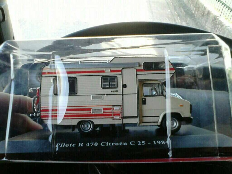 """nouvelle collection Hachette """"Passion Camping Cars"""" Campin23"""