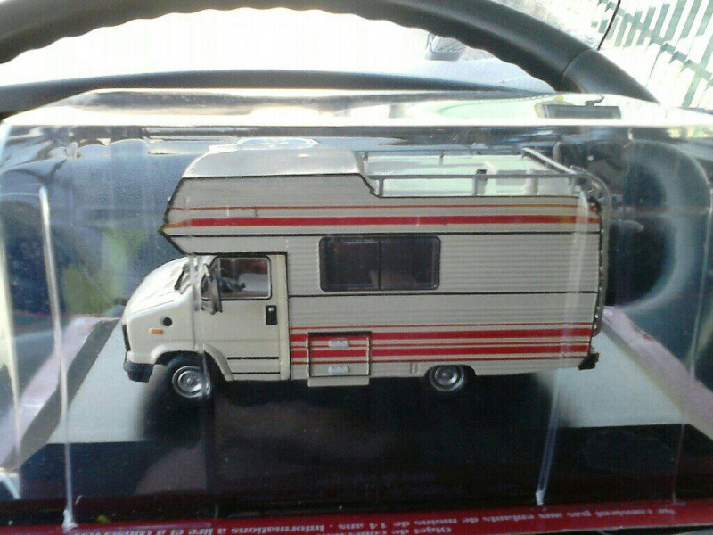 """nouvelle collection Hachette """"Passion Camping Cars"""" Campin25"""