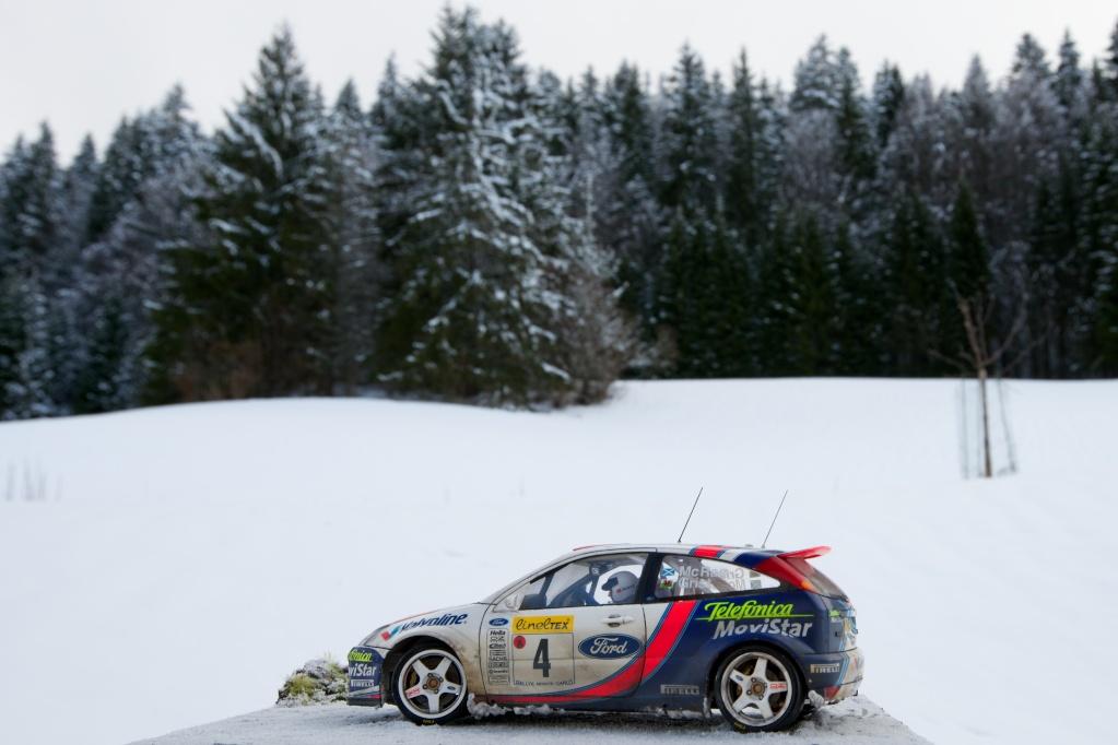 Colin McRae Tribute - Ford Focus WRC Monte Carlo 2001 Dsc_7910