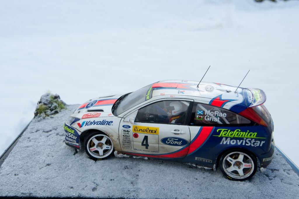 Colin McRae Tribute - Ford Focus WRC Monte Carlo 2001 Dsc_7919
