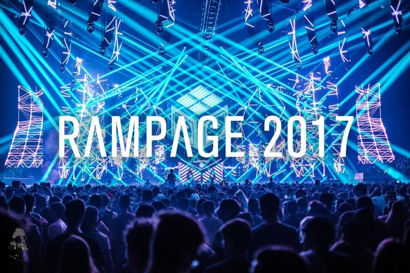 RAMPAGE - 18 Février 2017 - SPORTPALEIS ANVERS - BELGIQUE 10604110