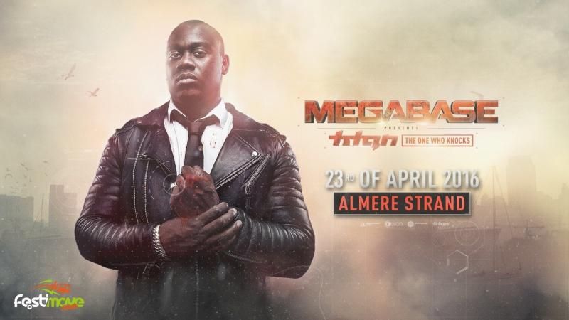 MEGABASE OUTDOOR - 23 Avril 2016 - Almere Strand, Almere (NL) 12466010