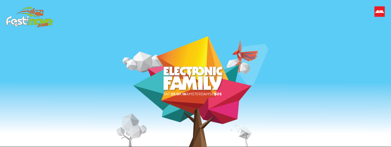 Electronic Family - 23 Juillet 2016 - Amsterdamse Bos - Amsterdam - NL Electr10