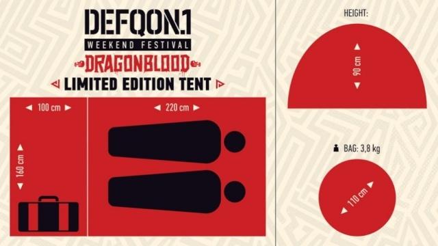 DEFQON.1 - Dragonblood - 24 au 27 Juin 2016 - Evenemententerrein Walibi World - Biddinghuizen - NL - Page 2 Tent-s10