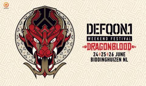 DEFQON.1 Dragonblood 24 au 27 Juin 2016