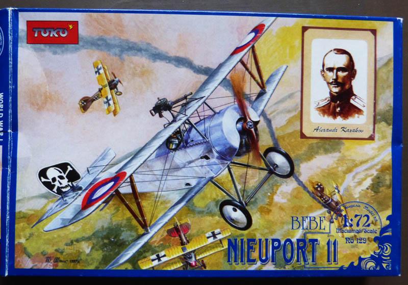 [1916] Toko - Nieuport 11 de Georges Guynemer. Nieupo10