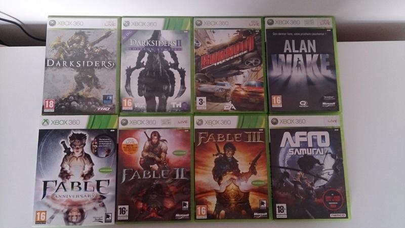 [Estim] Lot Xbox 360 Dsc_0323