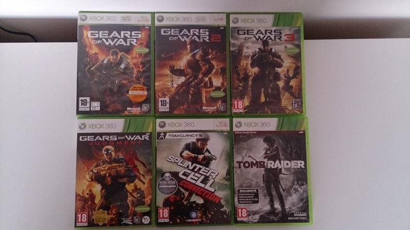 [Estim] Lot Xbox 360 Dsc_0324