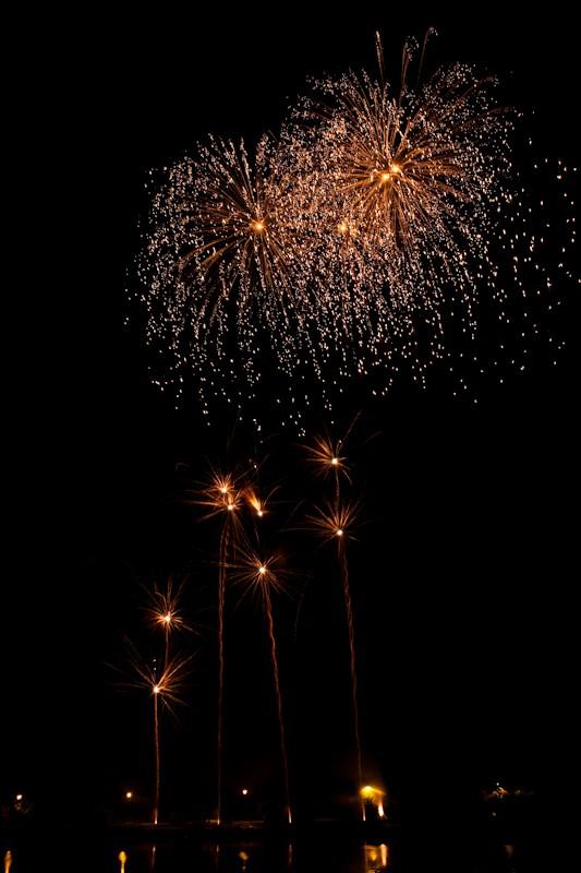 Sortie pour le feu d'artifice le 14 juillet à l'Etang d'Ursine 1410