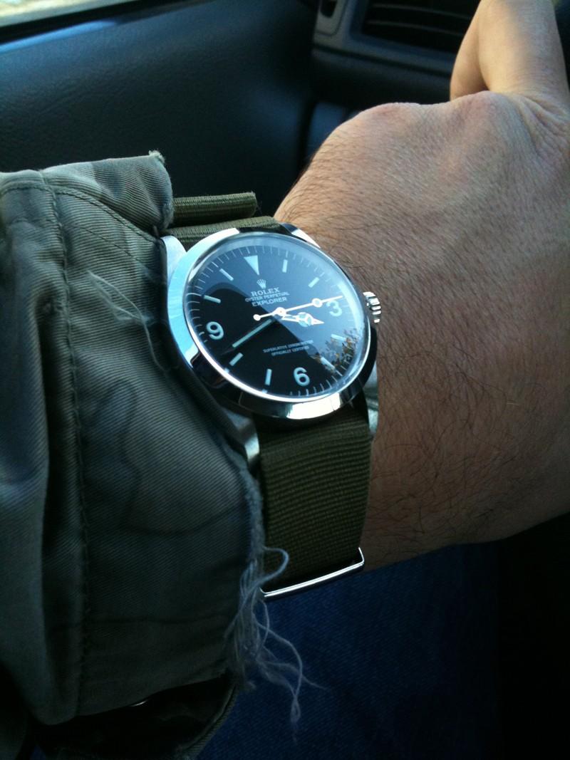 Rolex Vintage et Nato ! 101610