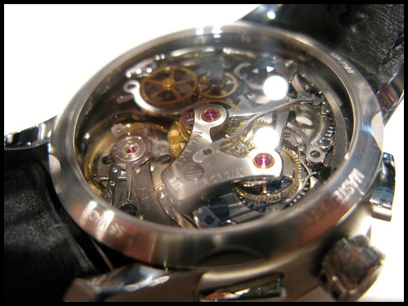 Maurice Lacroix Chronographe V2, l'essai >>> Ml410