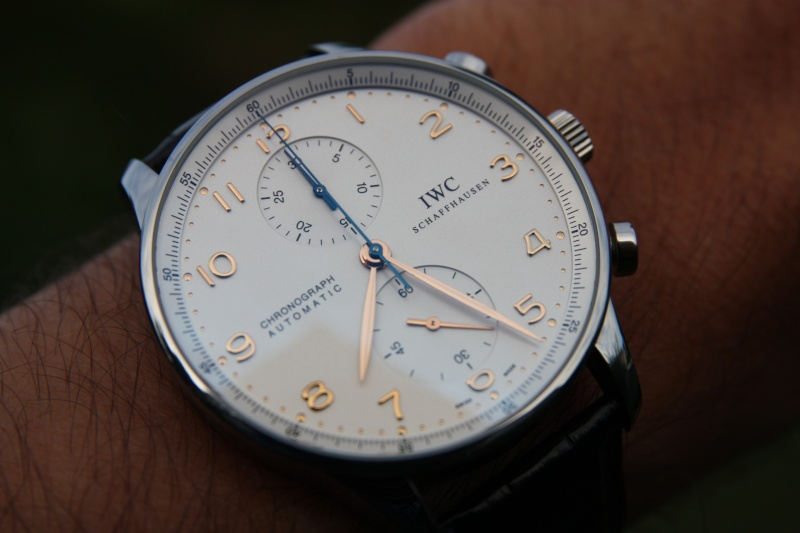 Breitling - IWC Portugaise Vs Breitling Navitimer 125 Anniversary - Page 3 Img_1914