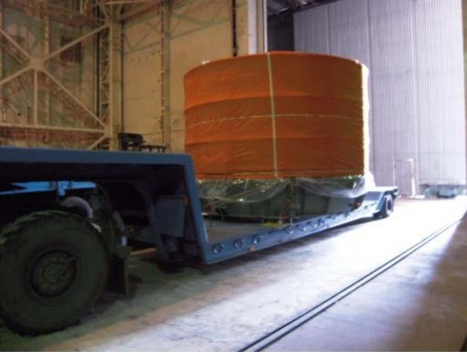 Lancement Proton-M / AsiaSat 5 (11/08/2009) Breeze10