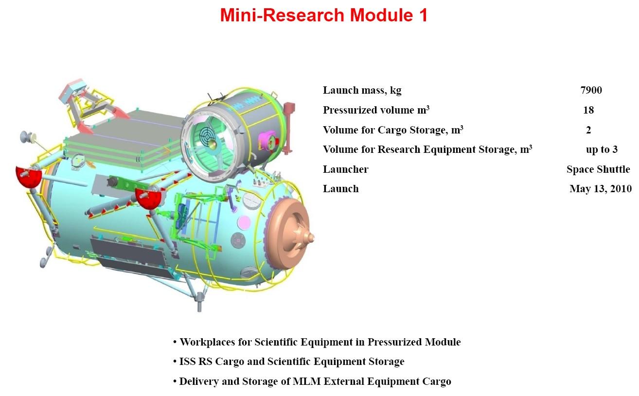 la Russie ajoutera 3 modules à son segment avant 2011 - Page 4 Module11
