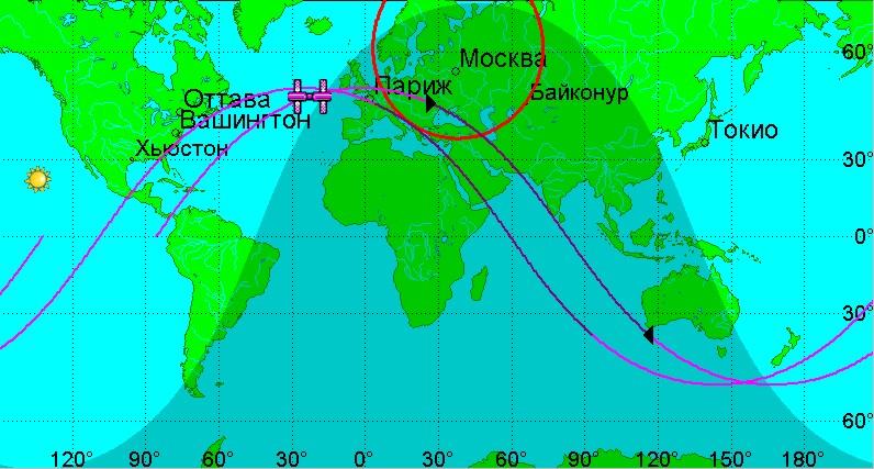 [STS-127: Endeavour] Lancement : tentative 6 (15/07 à 22h03 GMT) - Page 25 Trace011
