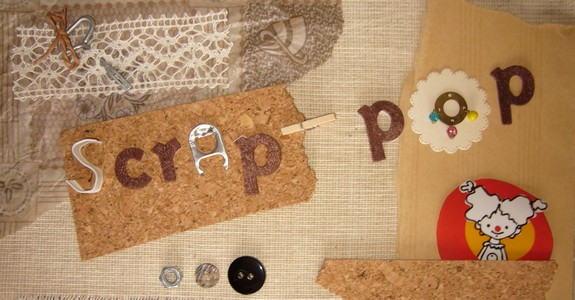 SCRAP-POP