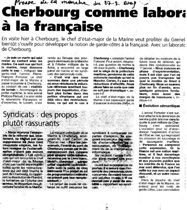 [Activité des ports hors Marine] LE PORT DE CHERBOURG - Page 8 Img35110