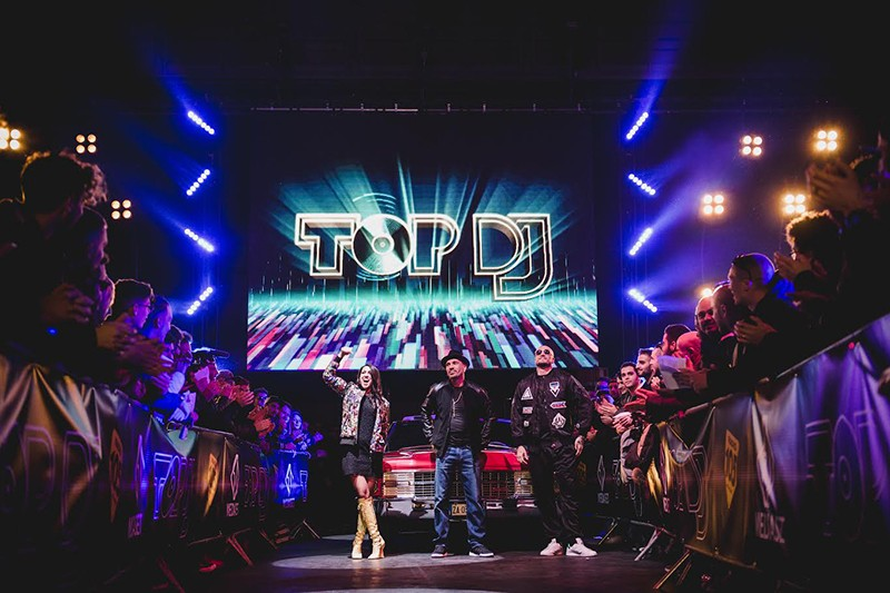 TOP DJ 2016: DA MAGGIO SU ITALIA 1 CON GUÈ, SYRIA E DAVID MORALES! Topdj_10