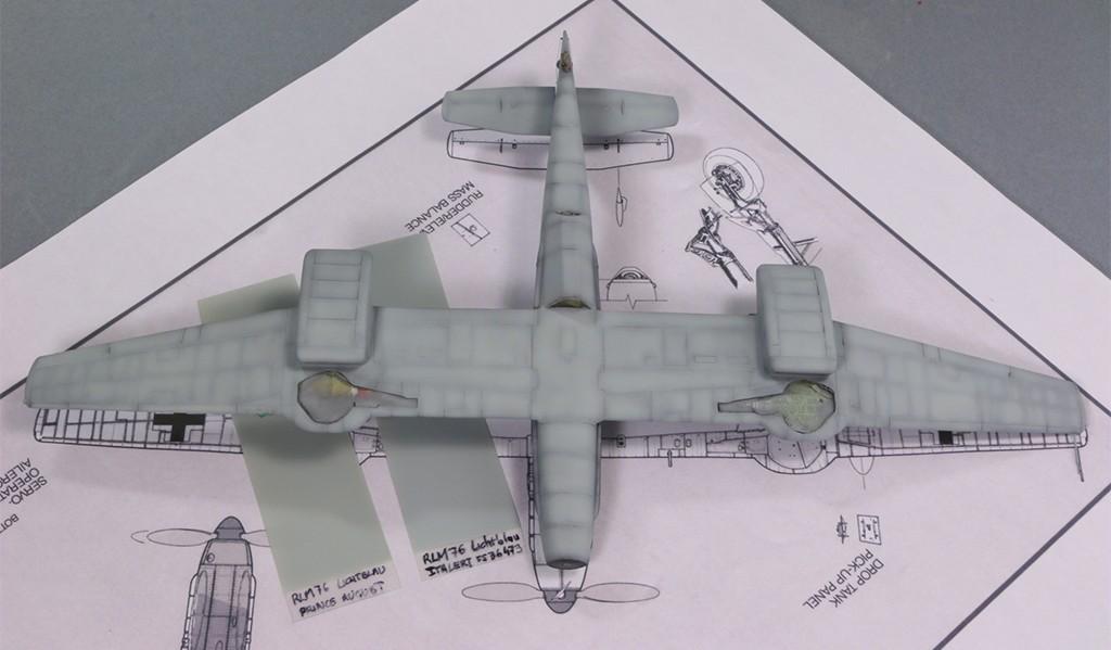 "Blohm & Voss BV 155B (V-1) ""Karawanken"" (1:72,  Special Hobby SH 72072) - Page 2 Img_5940"