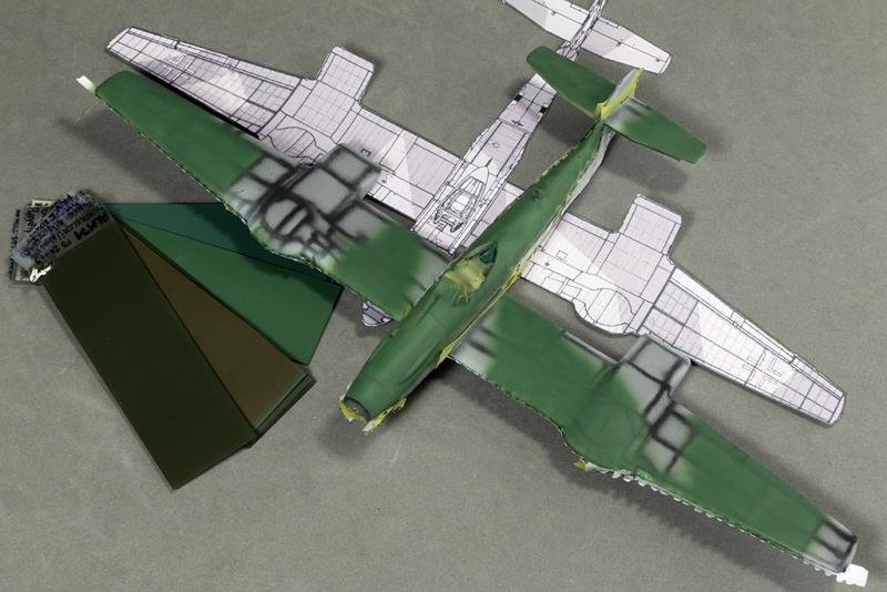"Blohm & Voss BV 155B (V-1) ""Karawanken"" (1:72,  Special Hobby SH 72072) - Page 2 Img_6010"