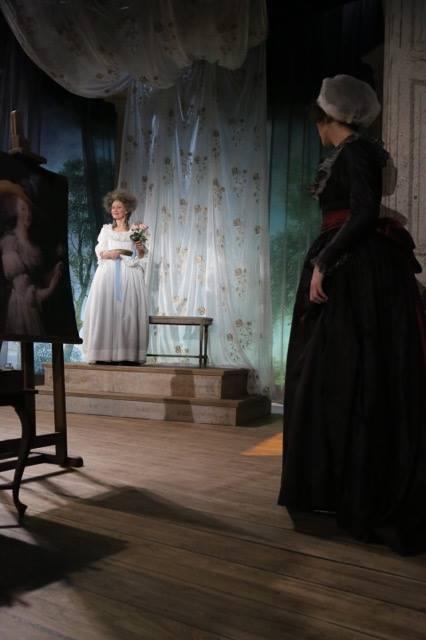 """Du 1er au 3 avril 2016 : """"Week-end dédié à Marie-Antoinette"""", au théâtre Montansier  12798811"""