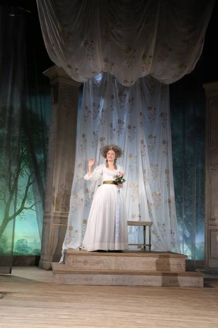 """Du 1er au 3 avril 2016 : """"Week-end dédié à Marie-Antoinette"""", au théâtre Montansier  12799310"""