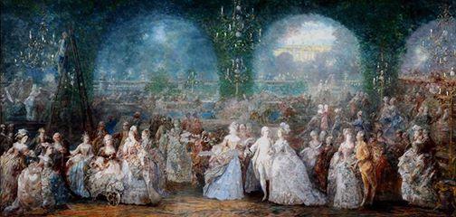 Portraits de Marie-Antoinette par Joseph Navlet 53518510