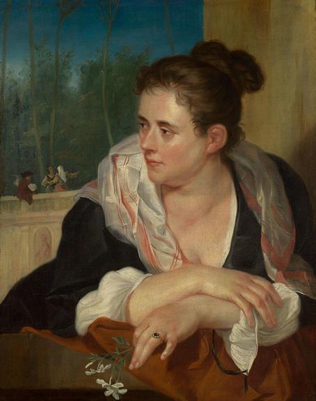 """Portraits  """" à la fenêtre """" - Page 3 Etude-10"""