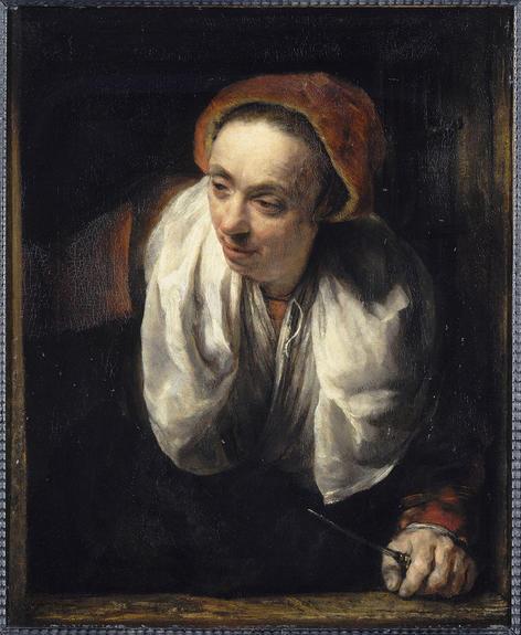 """Portraits  """" à la fenêtre """" - Page 3 Femme-10"""