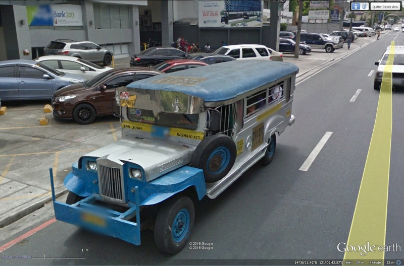 STREET VIEW : à la découverte des Jeepneys - Philippines Sans_t75