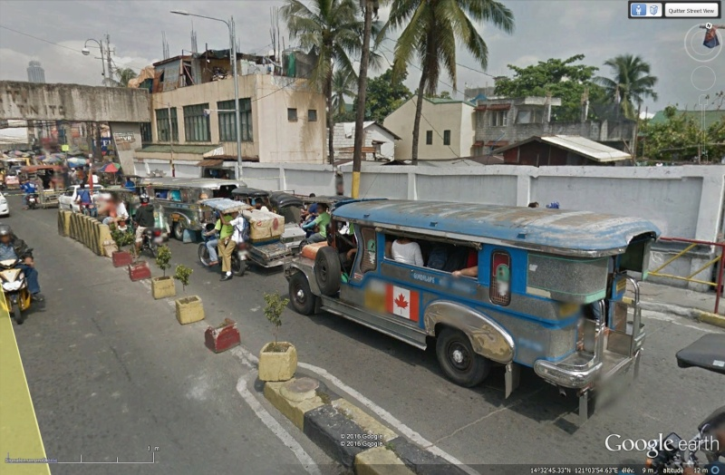 STREET VIEW : à la découverte des Jeepneys - Philippines Sans_t80