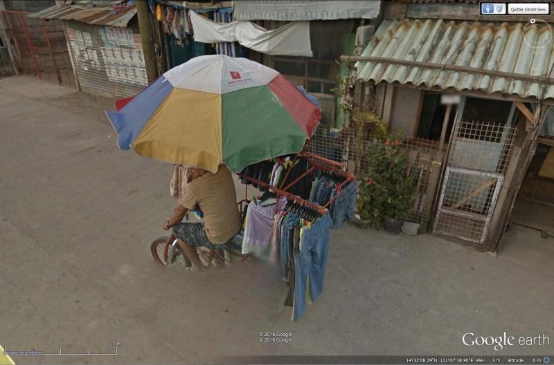 STREET VIEW : les petits boulots, image de la précarité moderne Sans_t94