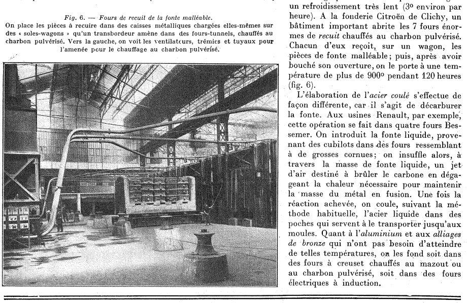 Les usines CITROËN 000039