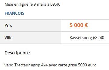 Les AGRIP en vente sur LBC, Agriaffaires ou autres - Page 5 000050