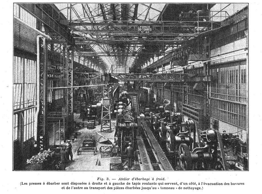 Les usines CITROËN 0041