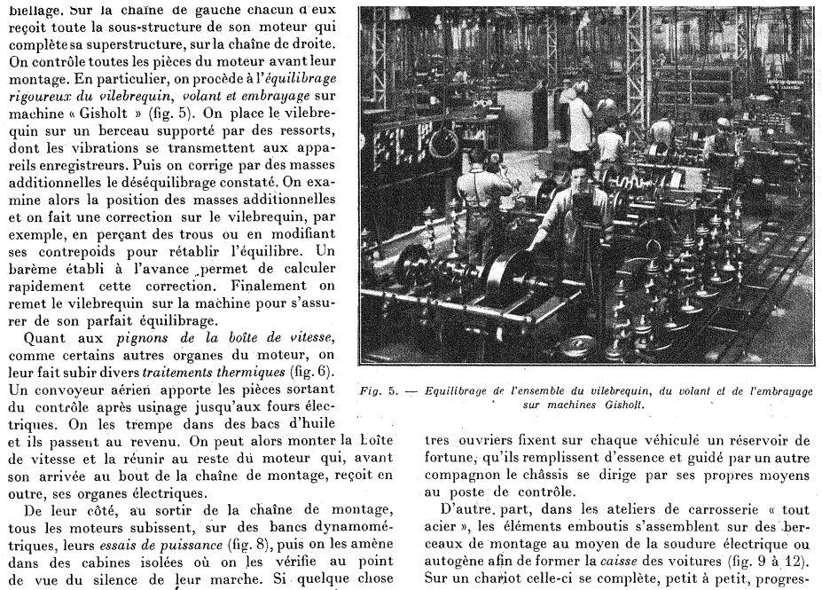 Les usines CITROËN 711