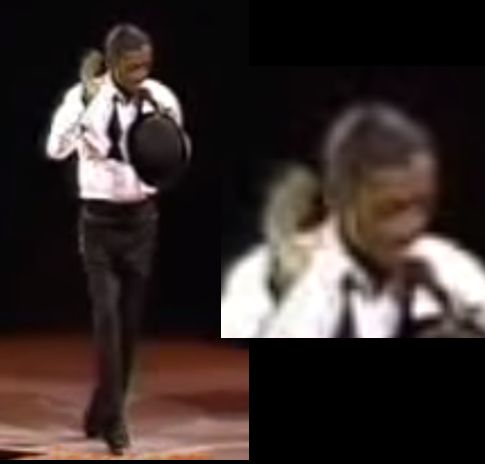 MR. BOJANGLES  (Sammy Davis) Ayo16