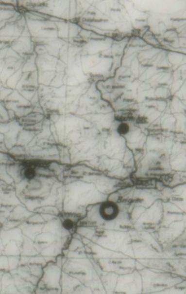 Dépôts de munitions allemandes Loudéac Loudea10