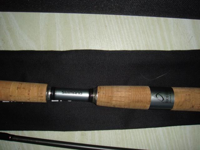 SHIMANO spinning SPEEDMASTER 270 Dsc01310