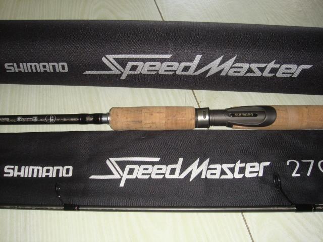 SHIMANO spinning SPEEDMASTER 270 Dsc01312