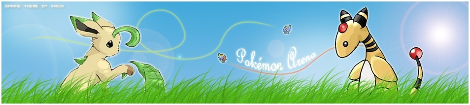 Pokémon-Arena