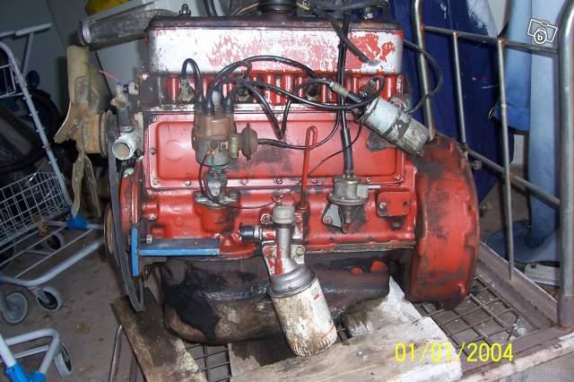 Circuit d'huile moteur 60532510