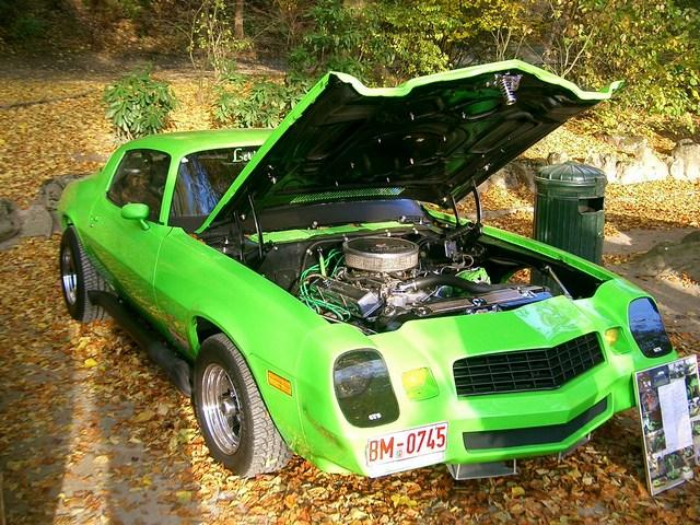 Halloween custom run de Spa 2009 Mini-334