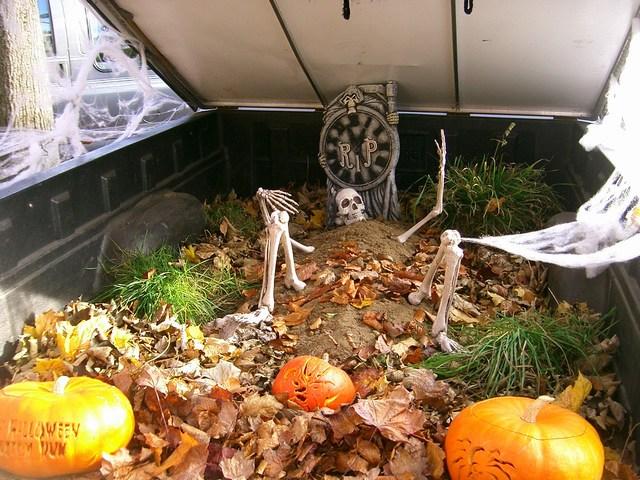 Halloween custom run de Spa 2009 Mini-338