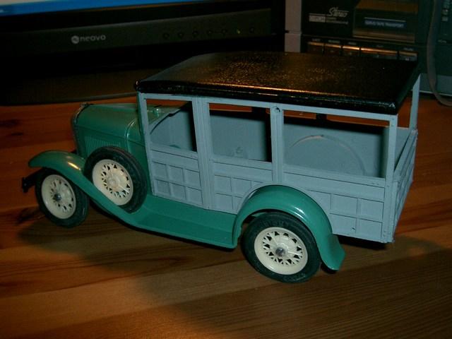 Ford A Woody Mini-p13