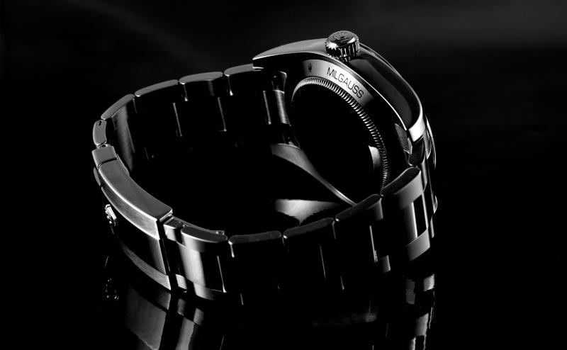 "Milgauss - ""Every Rolex tells a story"": Milgauss 116400 inside Xx4511"