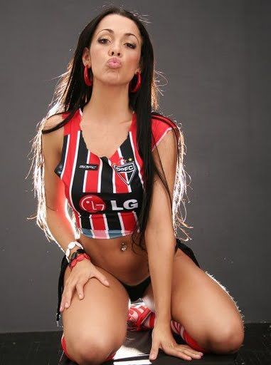 Supportrices... Spfc10