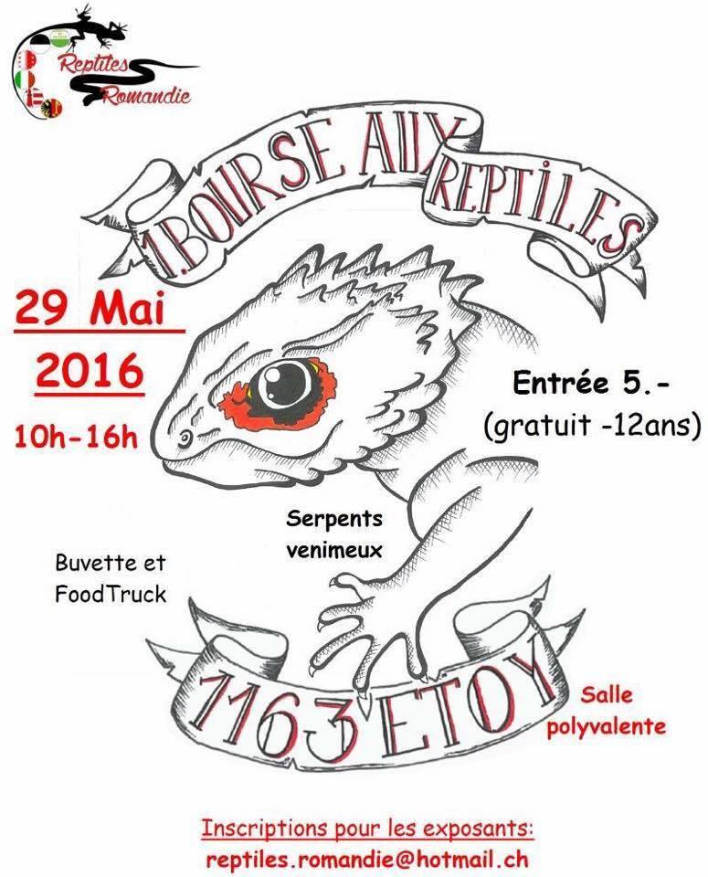 Expo reptiles Etoy/ Suisse 10133414