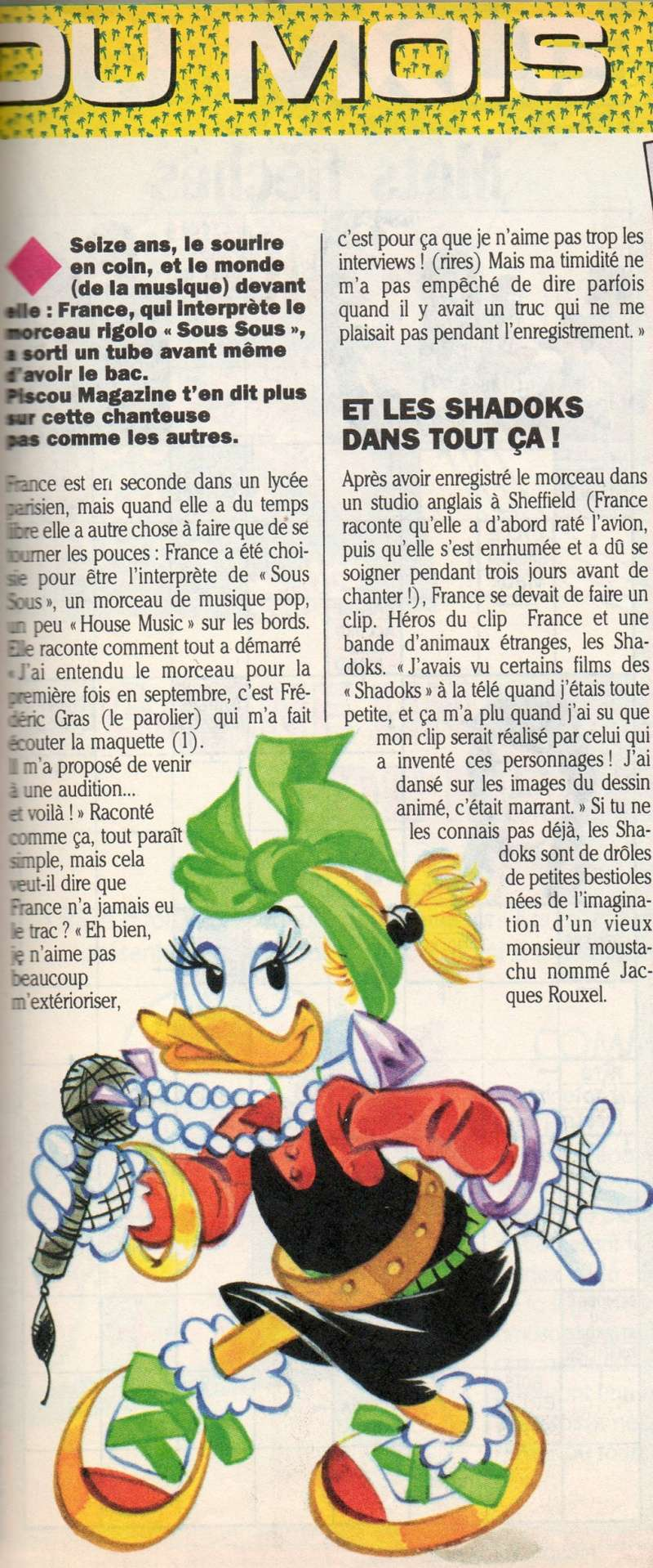 Ces illustrations diverses dans les vieux Picsou Mag ou JDM... de qui? - Page 4 P210