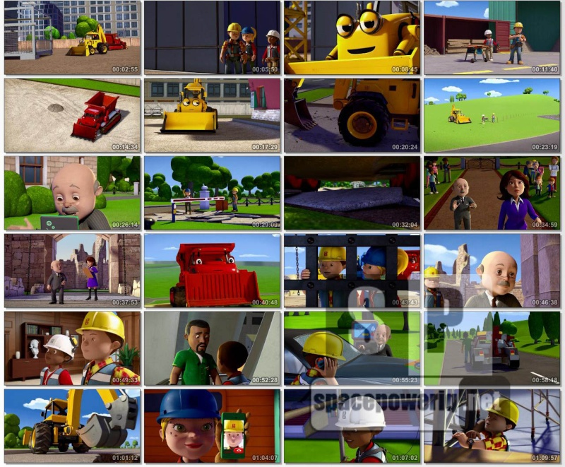 فيلم Bob.the.Builder.Building.Sky.High.2016 مترجم  0312